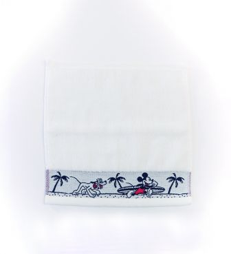 SURF MICKEY HAND TOWEL ミッキー&プルート