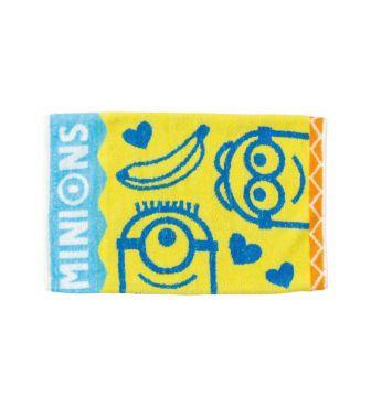 子供用タオル枕カバー ひょっこりミニオンズ MARU