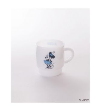 【MILKWARE】STACKING MUG MINNIE MOUSE
