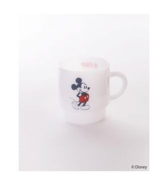 【MILKWARE】STACKING MUG MICKEY MOUSE
