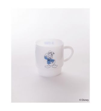 【MILKWARE】STACKING MUG DONALD DUCK