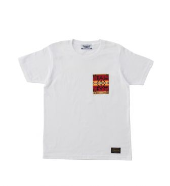 SURF MICKEY PENDLETON POCKET T-SHIRT ミッキー