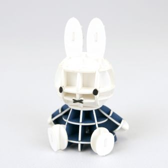 Paper Art si-gu-mi PLUS Dick Bruna ミッフィー 座り