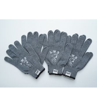 【Workson】LWD WORK GLOVES 3PSET