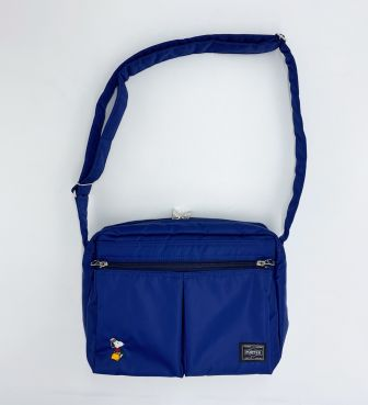 <JOE PORTER>SHOULDER BAG (L)