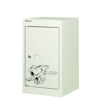 <BISLEY>LOCKER / SNOOPY