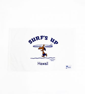 【SURF'S UP PEANUTS】タオル(M) / SURF'S UP