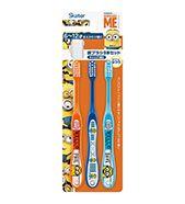 歯ブラシ3P キャップ付 (小学生用) ミニオン