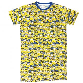 TシャツMN2総柄ロング