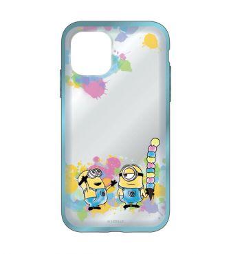 怪盗グルーシリーズ/ミニオンズ IIII fit Clear iPhone11Pro 対応ケース アイスクリーム GOUR