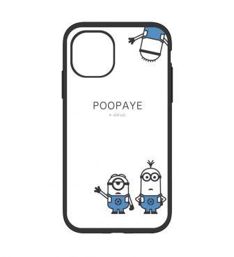 怪盗グルーシリーズ/ミニオンズ IIII fit iPhone11Pro 対応ケース ホワイト GOUR