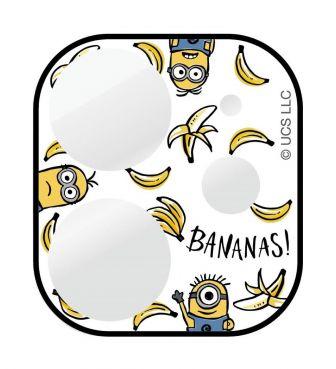 怪盗グルーシリーズ ミニオンズ iPhone11対応カメラカバー バナナ総柄 GOUR