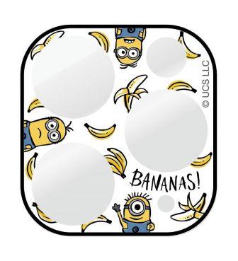 怪盗グルーシリーズ ミニオンズ iPhone11Pro/11ProMax対応カメラカバー バナナ総柄 GOUR