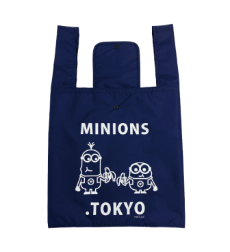MINION ECO TOTE BAG (L)