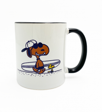 【SURF'S UP PEANUTS】MUG CUP / I'M GOING