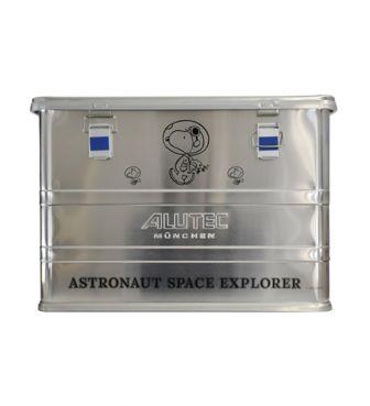 <ALUTEC>CONTAINER (M)/ ASTRONAUT