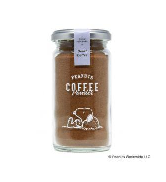 PEANUTS COFFEE デカフェボトル POWD