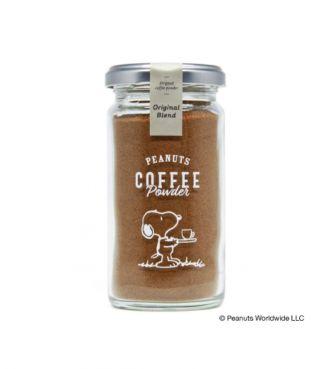 PEANUTS COFFEE オリジナルブレンドボトル POWD