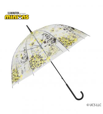 ミニオン 雨用 ビニール傘 ステッカー