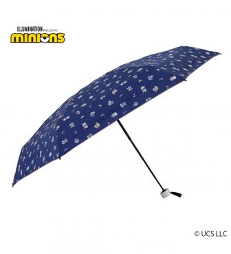 ミニオン 雨用 5段折畳傘 こんにちは