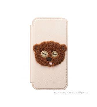 iPhone 12 mini対応 ミニオンズ クリアスタイルティムフェイス