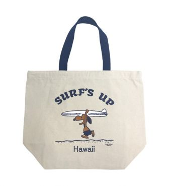 【SURF'S UP PEANUTS】TOTE BAG SMALL / SURF'S UP