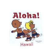 【SURF'S UP PEANUTS】STICKER / ALOHA