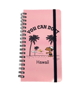 【SURF'S UP PEANUTS】NOTEBOOK / YOU CAN DO IT