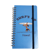 【SURF'S UP PEANUTS】NOTEBOOK / SURF'S UP