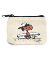 【SURF'S UP PEANUTS】COIN CASE / I'M GOING