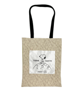 <EARTH TO WEAR>SNOOPY TOTE BAG