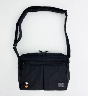 予約:ポイント10倍!!【JOE PORTER】SHOULDER BAG (L)